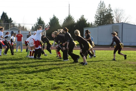 Girls Turkey Bowl