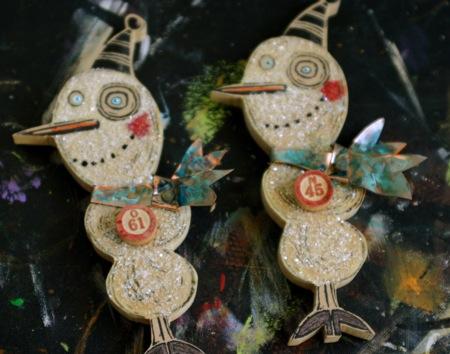 Michelle allen ornaments