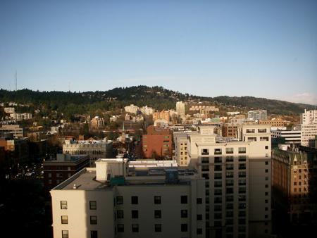 Portland scape