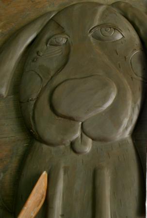Sculpting process