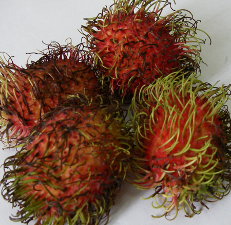 Unknown Chinese fruit