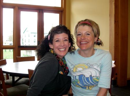 Sonya Paz & Michelle Allen