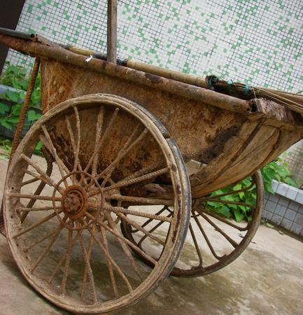 China wheel barrow