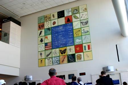 San Francisco Airport Art