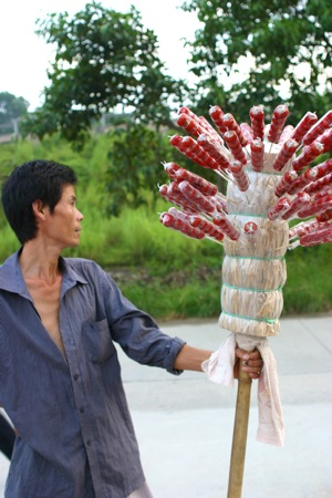 Chinese fruit candy;