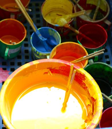 Pretty paints