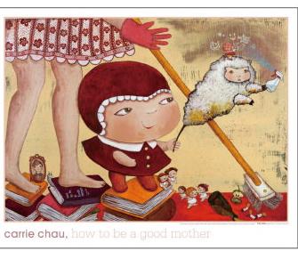 Artist Wun Ying