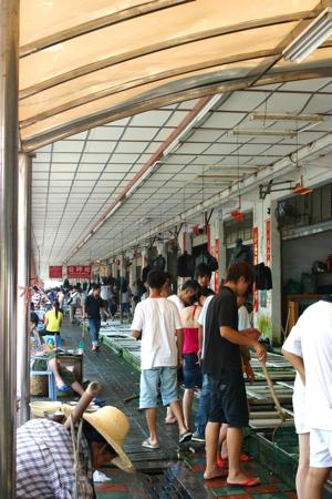 ShenZhen Fish Market