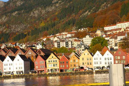 Midthuset at Bryggen.