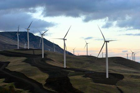 Windmills yakima valley