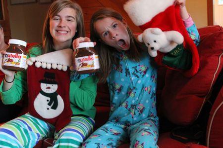 Nutella kids