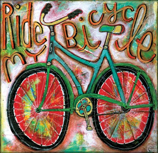 Ridemybicycle