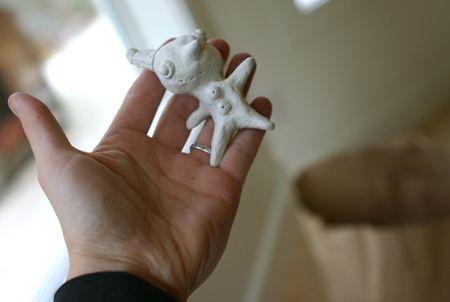 tutorial handmade ornament