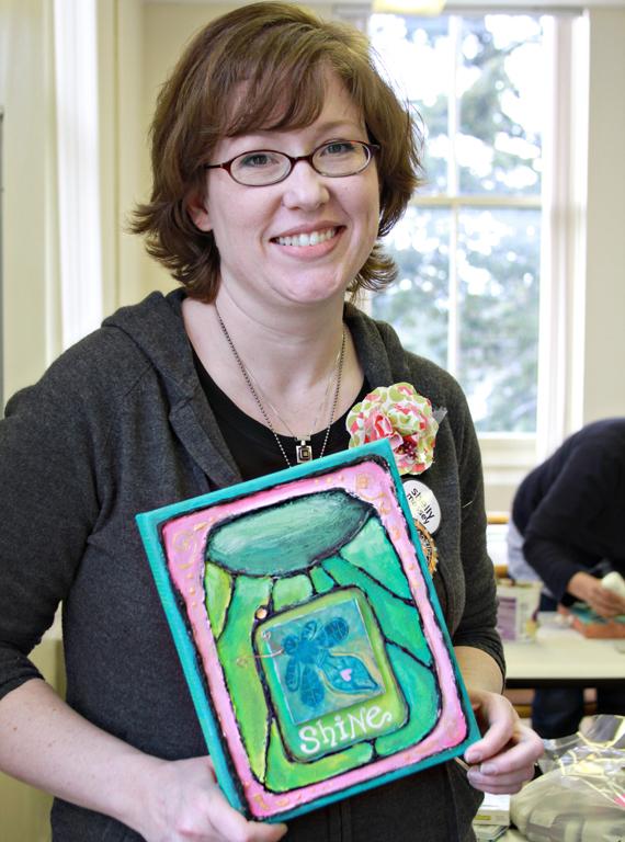 Painting workshop artfest