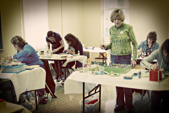 Michelle allen workshop