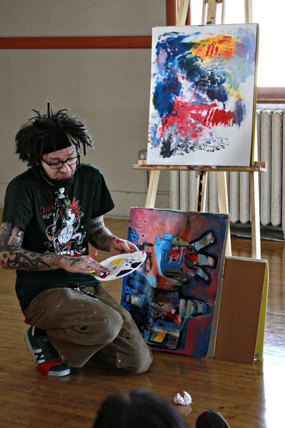 Jesse reno artist