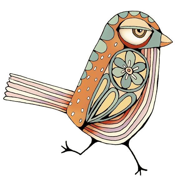 Birdy birdy tan