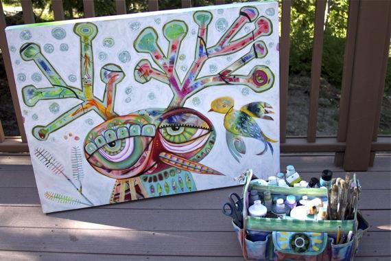 Michelle allen artist