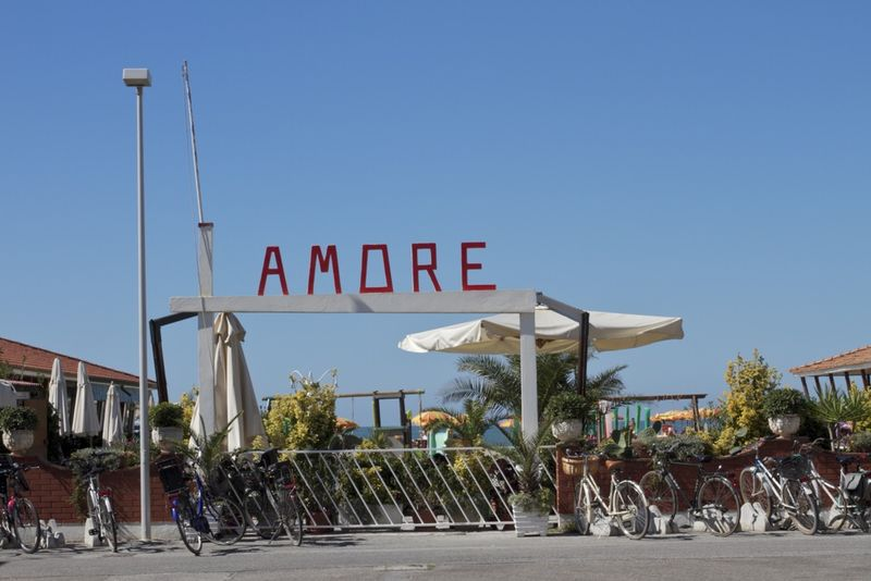 Amore italy