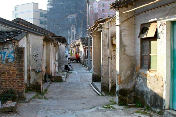 China's poor