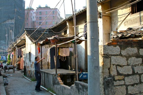 China alley