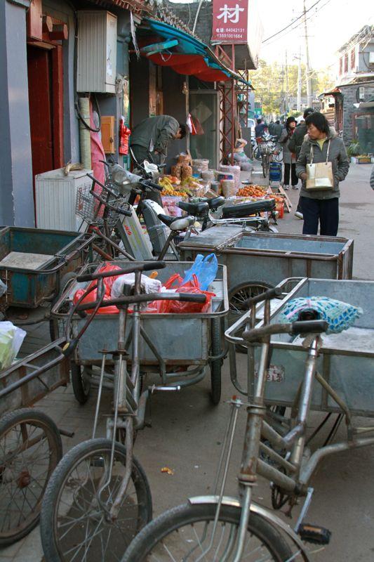 3 wheel bike beijing