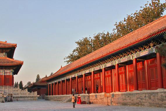 China temple beijing