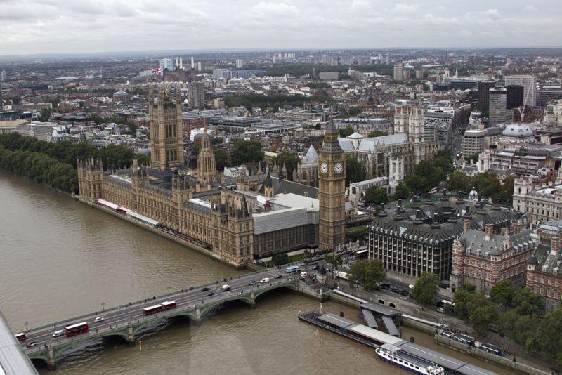 Parliament view london