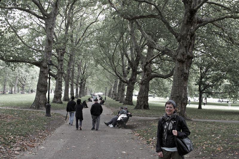 Green park london