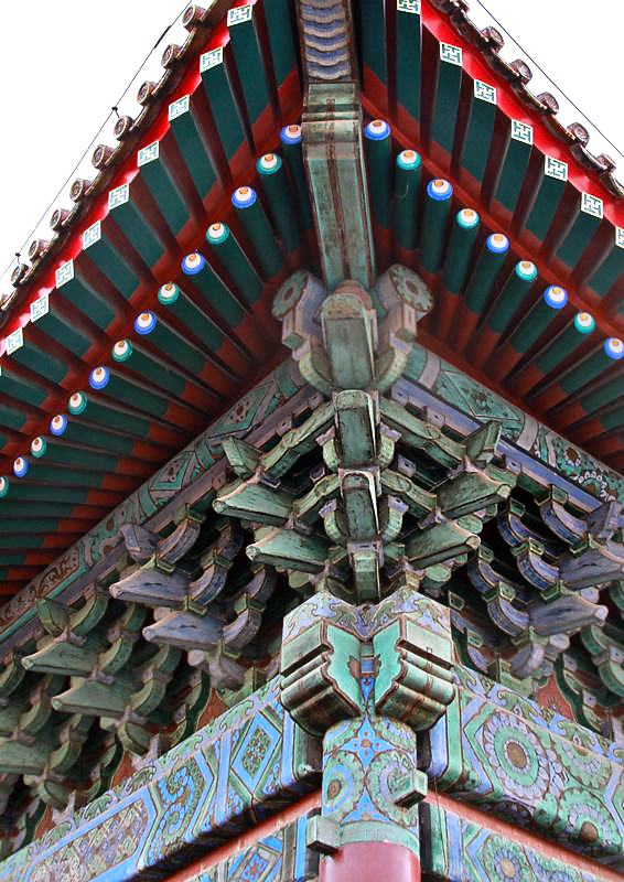 Architectural elements china