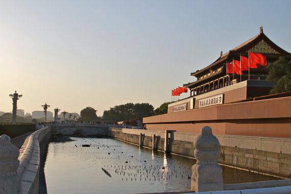 Beijing travel with daughter