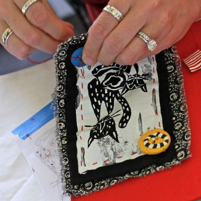 Artfest 2011 workshop