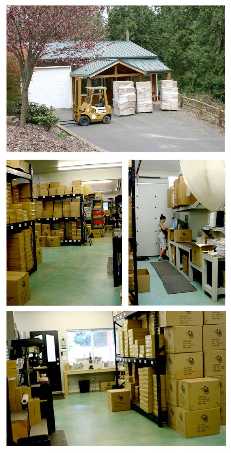 Allen designs studio