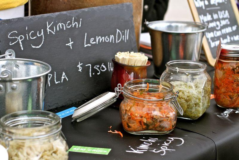 kimchi farmers market