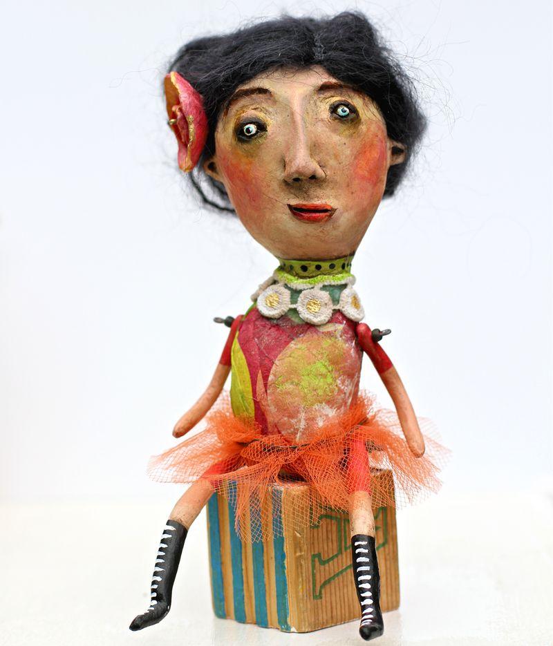Doll sculpting workshop