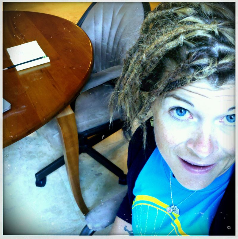 New dreads