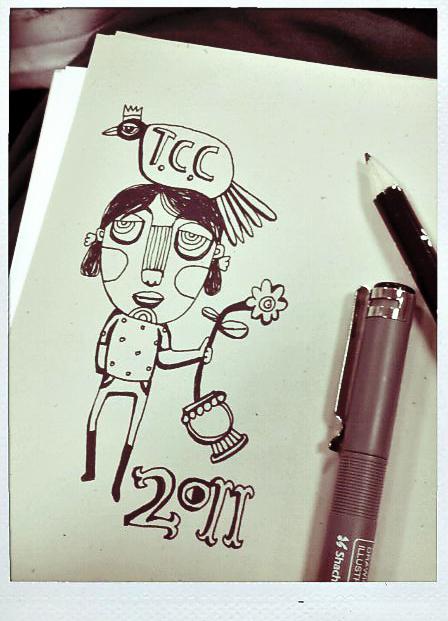 TCC doodle 2011