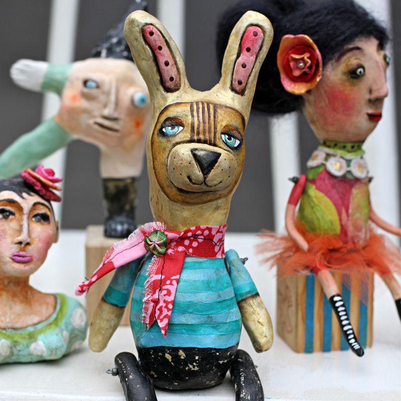 Dolls and dudes workshop artfest