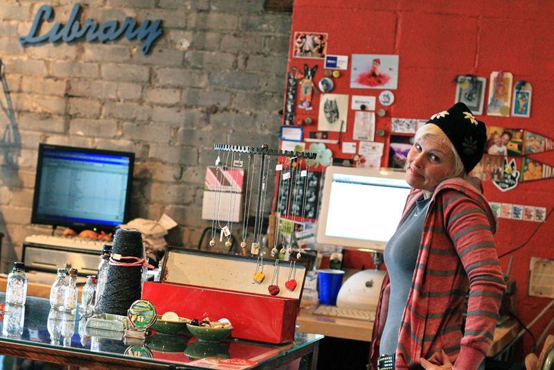 Sarah sweet cutest shop ever