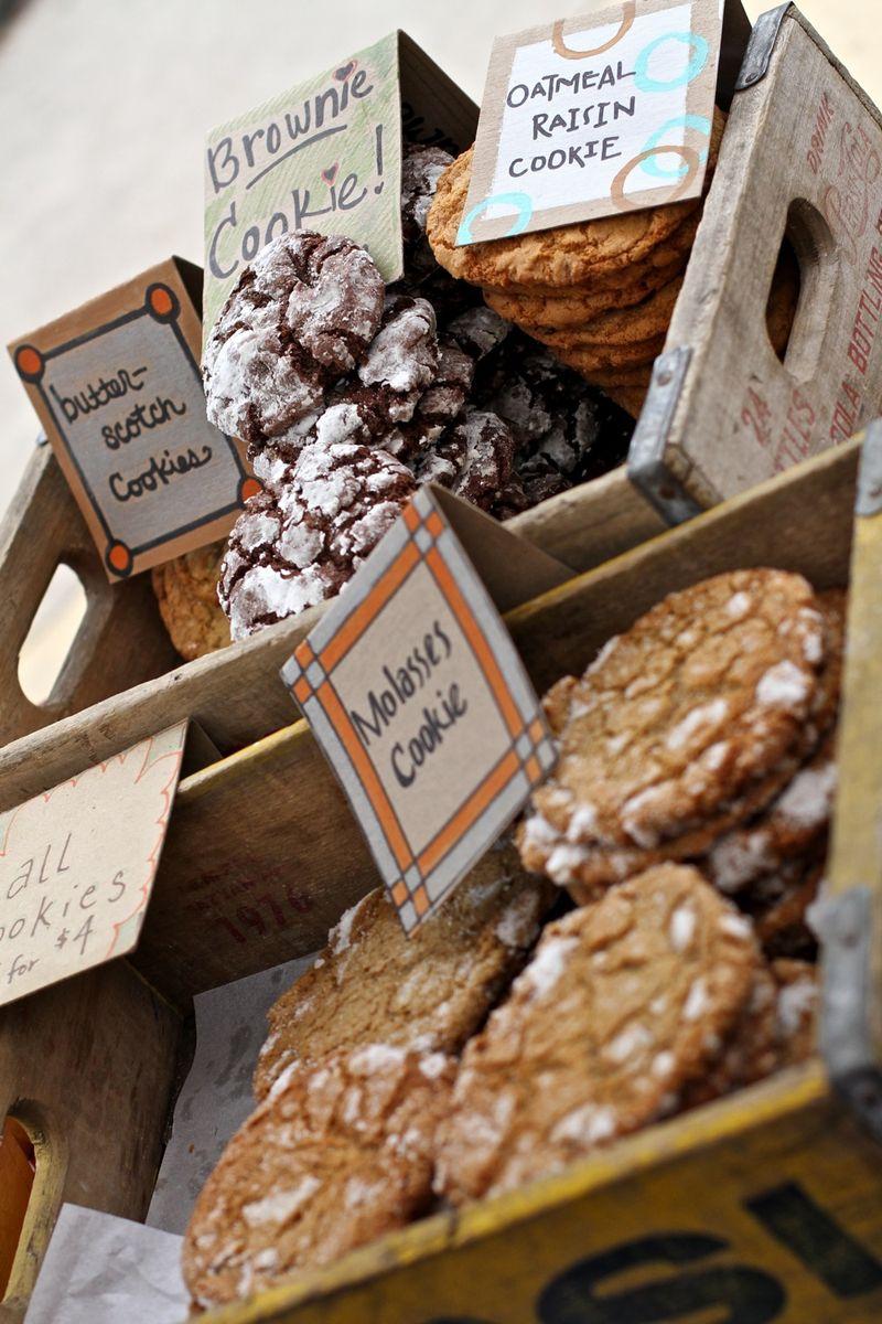 homemade cookies ashland oregon