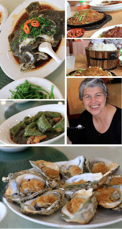 Traveling china tofu seafood