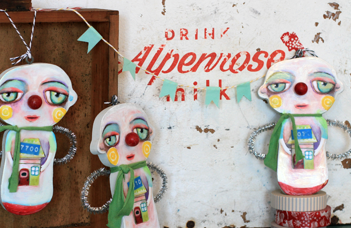 Ornaments michelle allen artist vancouver wa