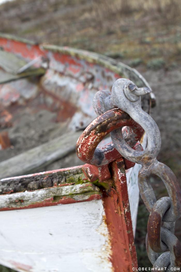 Rusty boat picture port townsend artfest