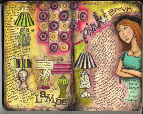 Journalpage